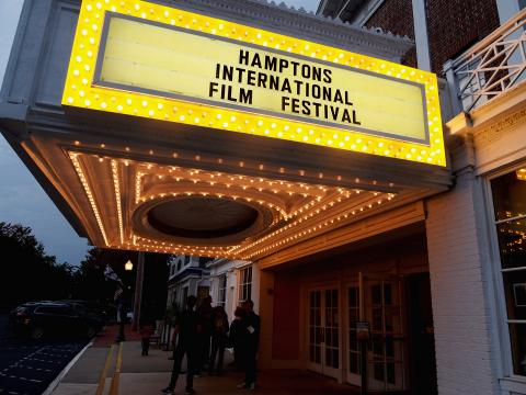 Festival international du film des Hamptons