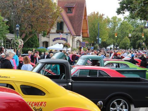 L'Autofest et ses voitures d'exception